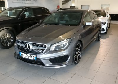 Mercedes-Benz CLA 200 Shooting Brake AMG 3