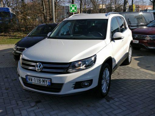 Volkswagen Tiguan – 2013 – 37 366 km