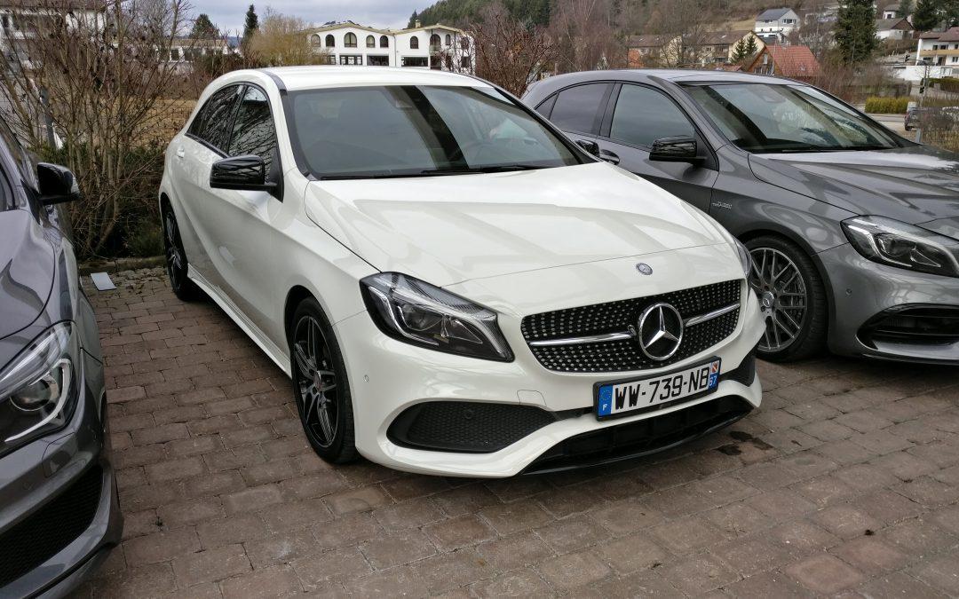 Mercedes-Benz Classe A 200 D – 2016 – 15 194 km