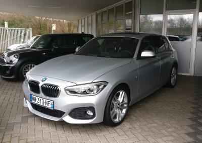 BMW 118 D 3