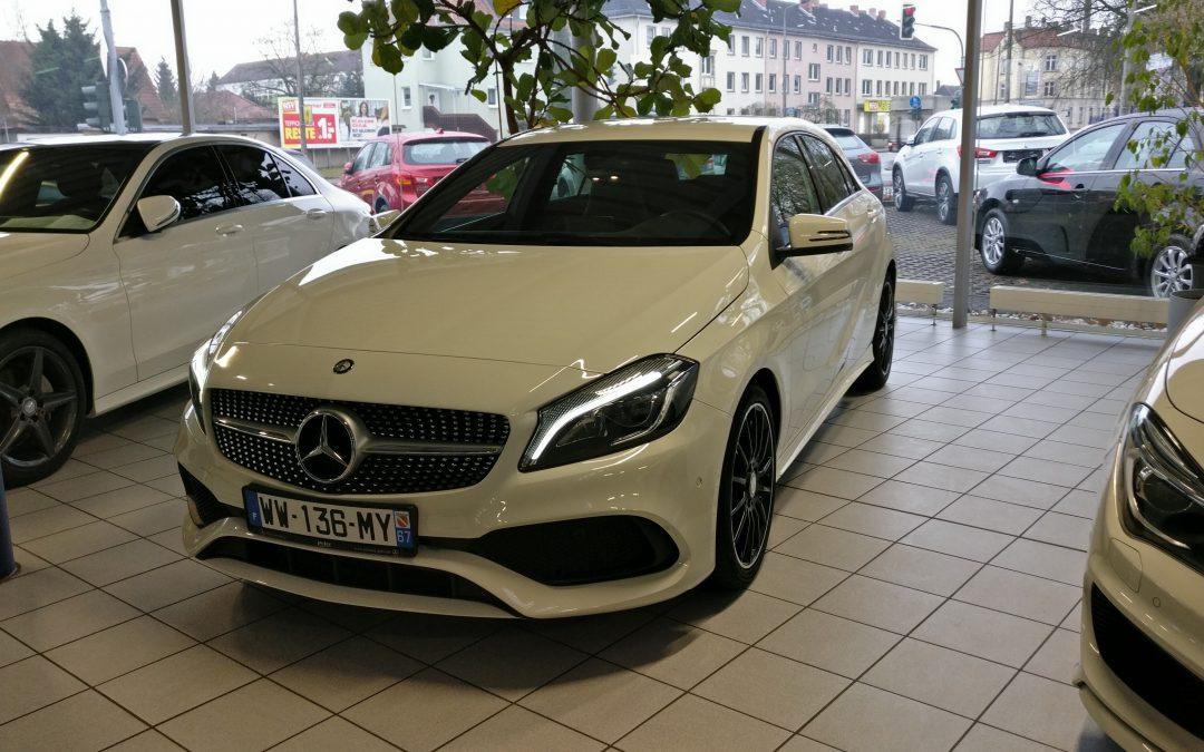 Mercedes-Benz Classe A 180 AMG – 2015 – 9 691 km