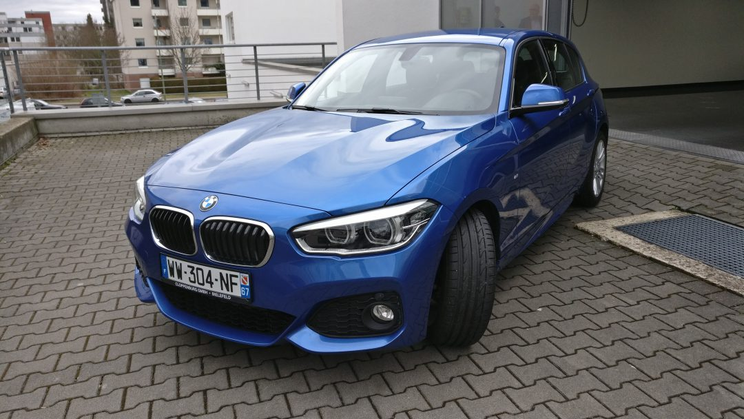 BMW 120D Pack M – 2015 – 13 300 km