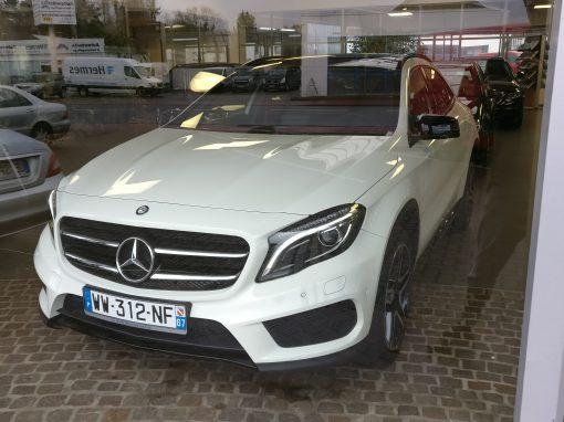 Mercedes-Benz GLA 200 – 2016 – 6045 km
