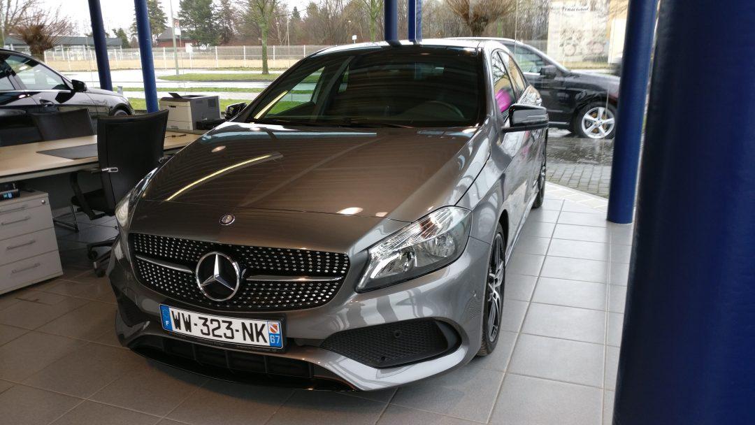 Mercedes-Benz Classe A 180 – 2015 – 7 557 km