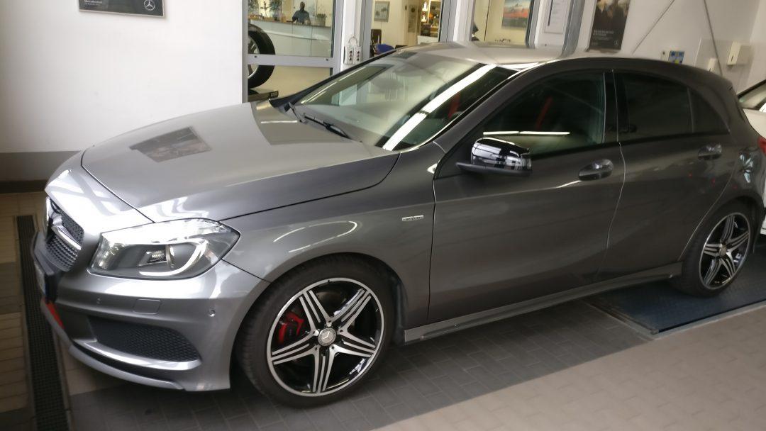 Mercedes-Benz Classe A 250 – 2015 – 11 844 km