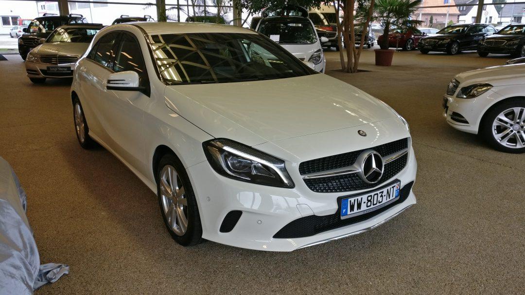 Mercedes-Benz Classe A 180 – 2015 – 9 131 km