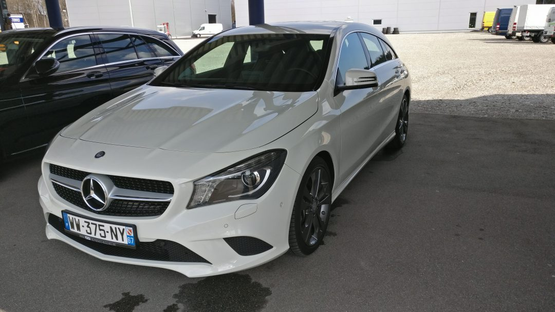 Mercedes-Benz CLA 180 Shooting Brake – 2015 – 21 130 km