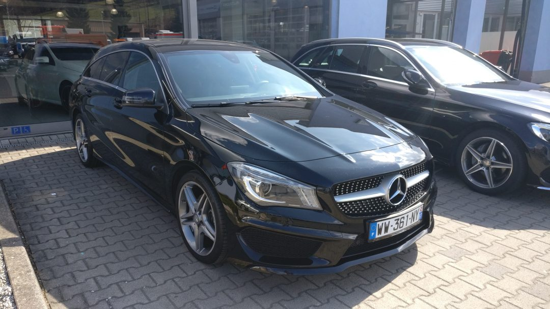 Mercedes-Benz CLA 200 Shooting Brake AMG – 2016 – 21 053 km