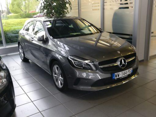 Mercedes-Benz Classe A 200D Urban – 2016 – 16 731 km