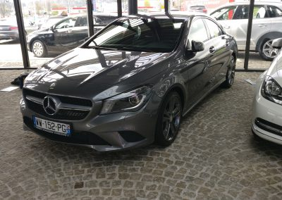 Mercedes-Benz CLA 200 D Urban