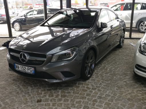 Mercedes-Benz CLA 200 D Urban – 2015 – 10 494 km