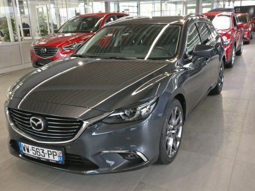 Mazda 6 – 2015 – 12 620 km