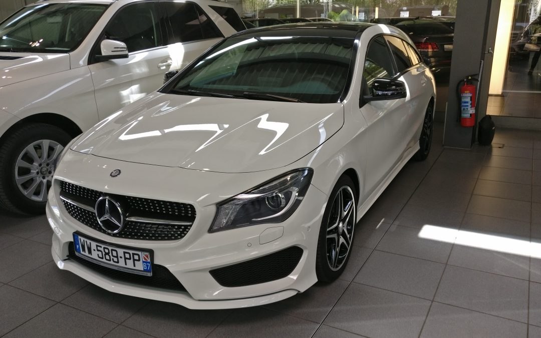 Mercedes-Benz CLA 200 Shooting Brake – 2015 – 10 280 km