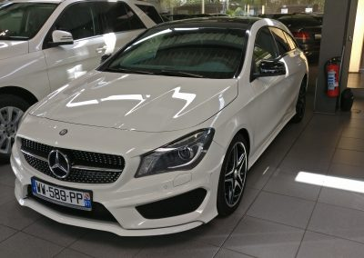 Mercedes-Benz CLA 200 Shooting Brake 2