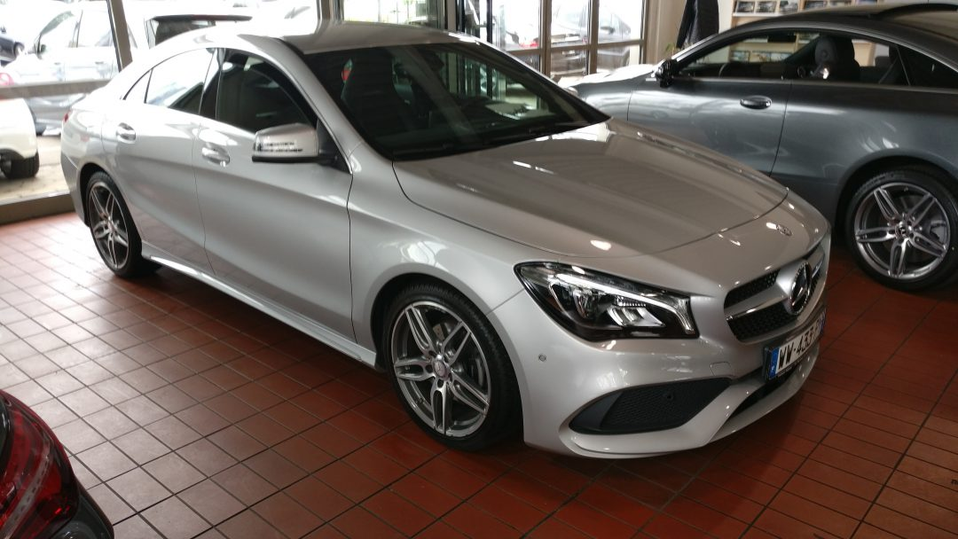 Mercedes-Benz CLA 200 AMG – 2016 – 25 661 km
