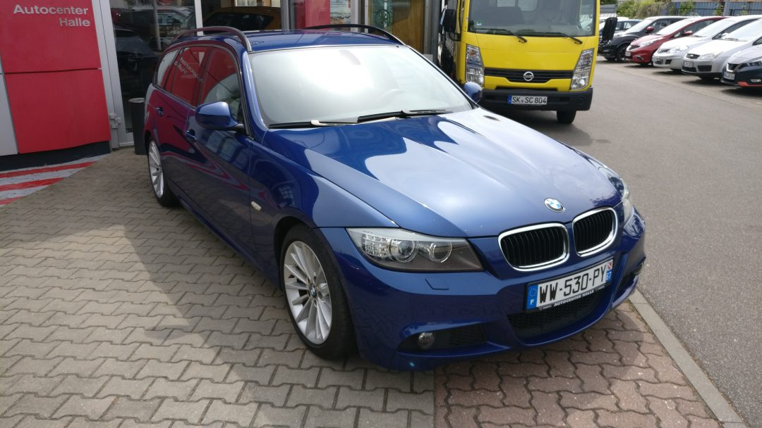 BMW 320i Touring – 2009 – 68 920 km