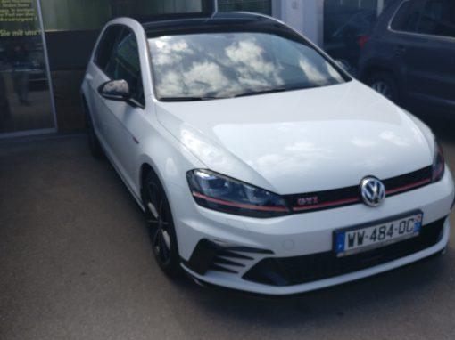 Volkswagen Golf VII GTI Clubsport – 2016 – 6 351 km