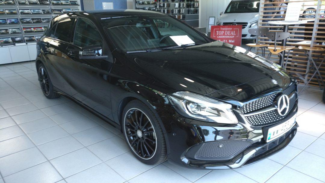 Mercedes-Benz Classe A 200 AMG – 2016 – 8 827 km