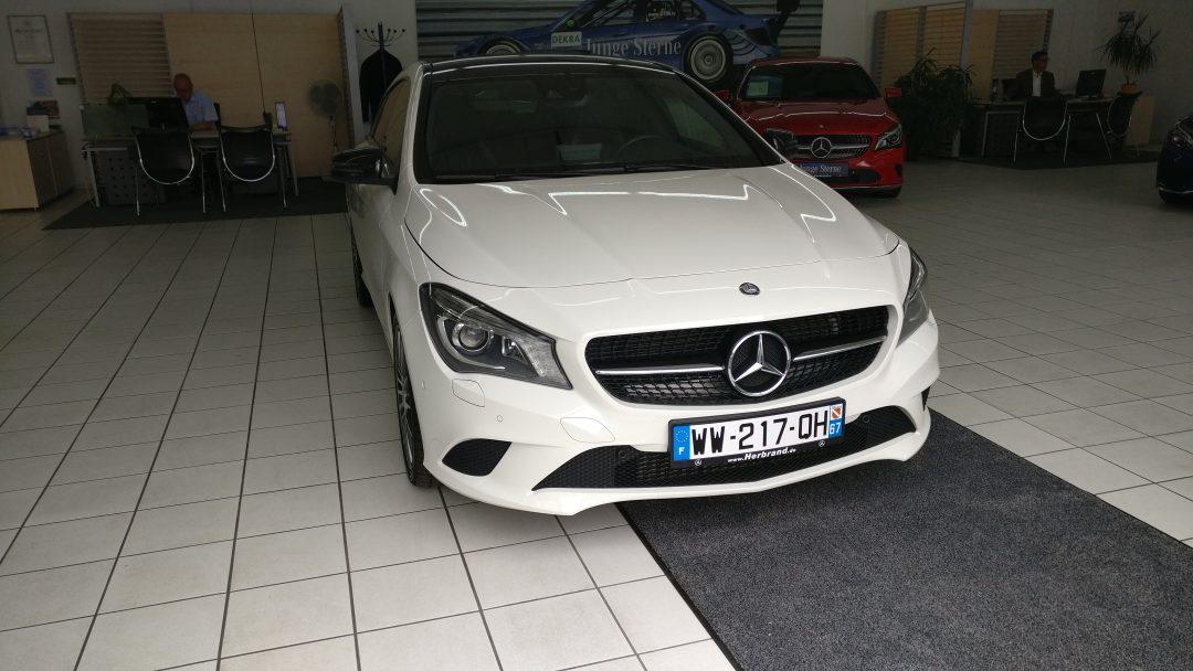 Mercedes-Benz CLA 200 Shooting Brake – 2016 – 12 522 km