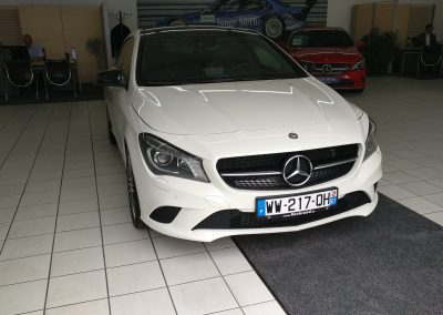 Mercedes-Benz CLA 200 Shooting Brake 3