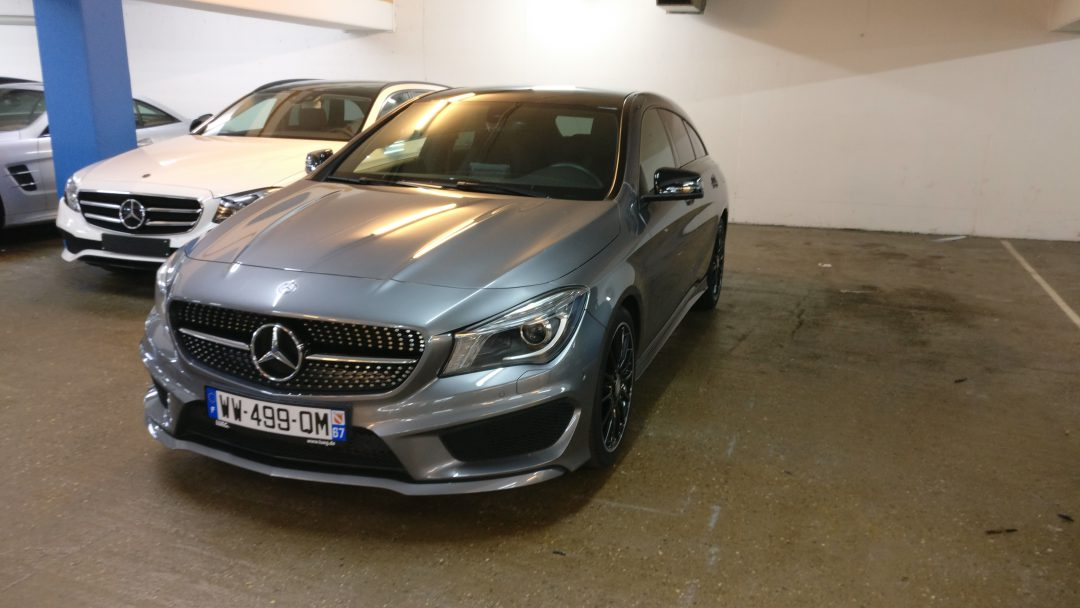 Mercedes-Benz CLA 220D Shooting Brake – 2015 – 27 746 km