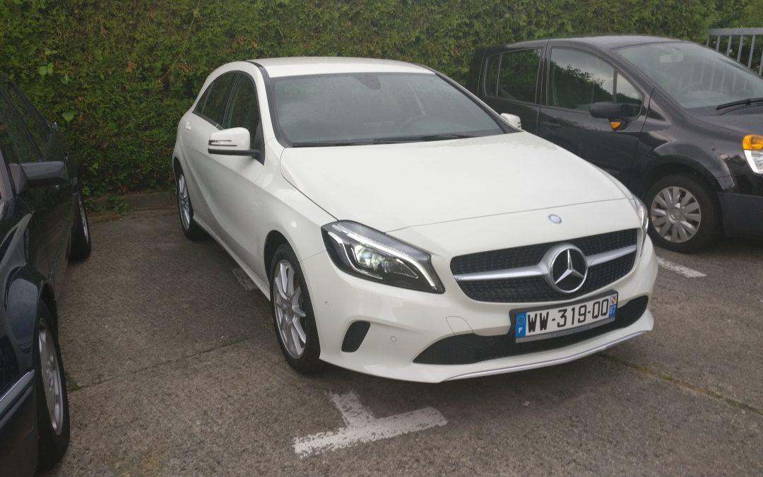 Mercedes-Benz Classe A 180D – 2016 – 10 199 km
