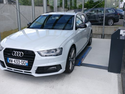 Audi A4 avant Ambition – 2015 – 19 624 km