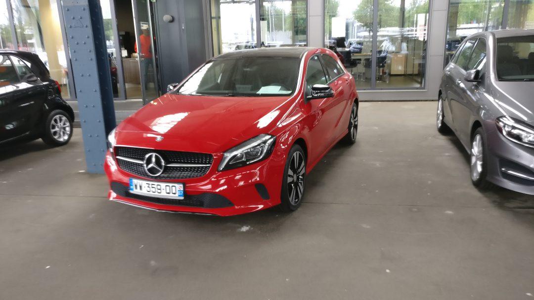 Mercedes-Benz Classe A 200D – 2015 – 39 920 km