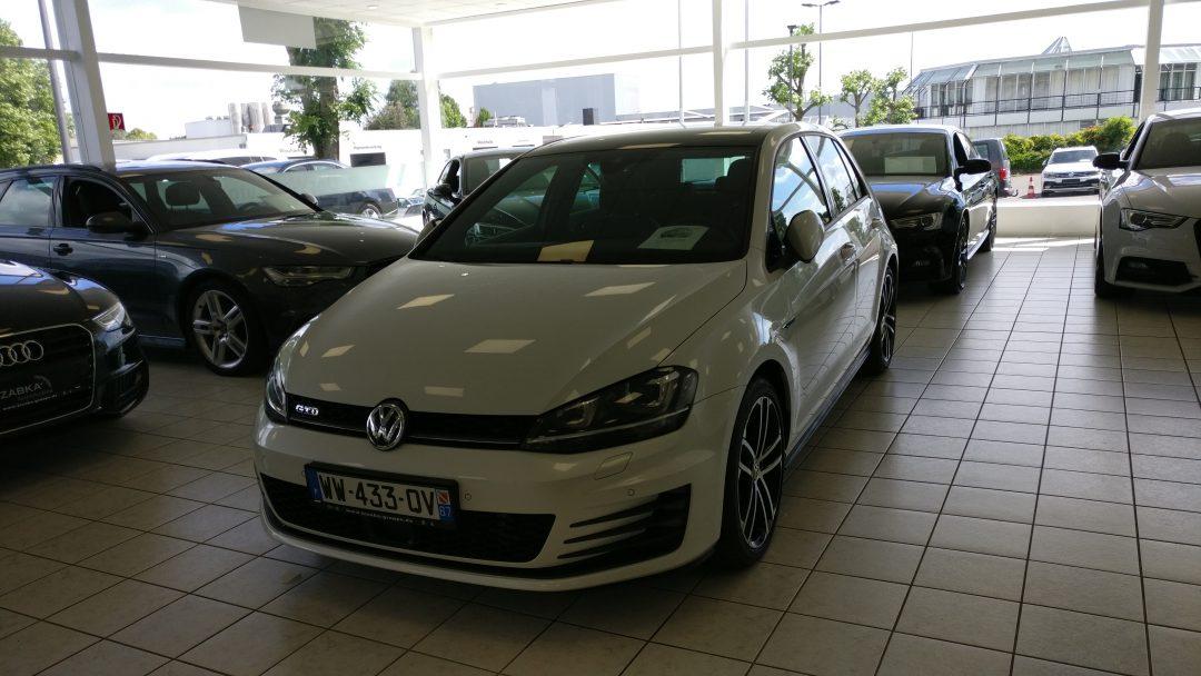 Volkswagen Golf GTD – 2016 – 9 847 km