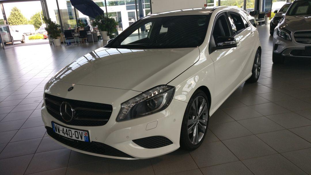 Mercedes-Benz Classe A 180 Urban – 2012 – 67 273 km