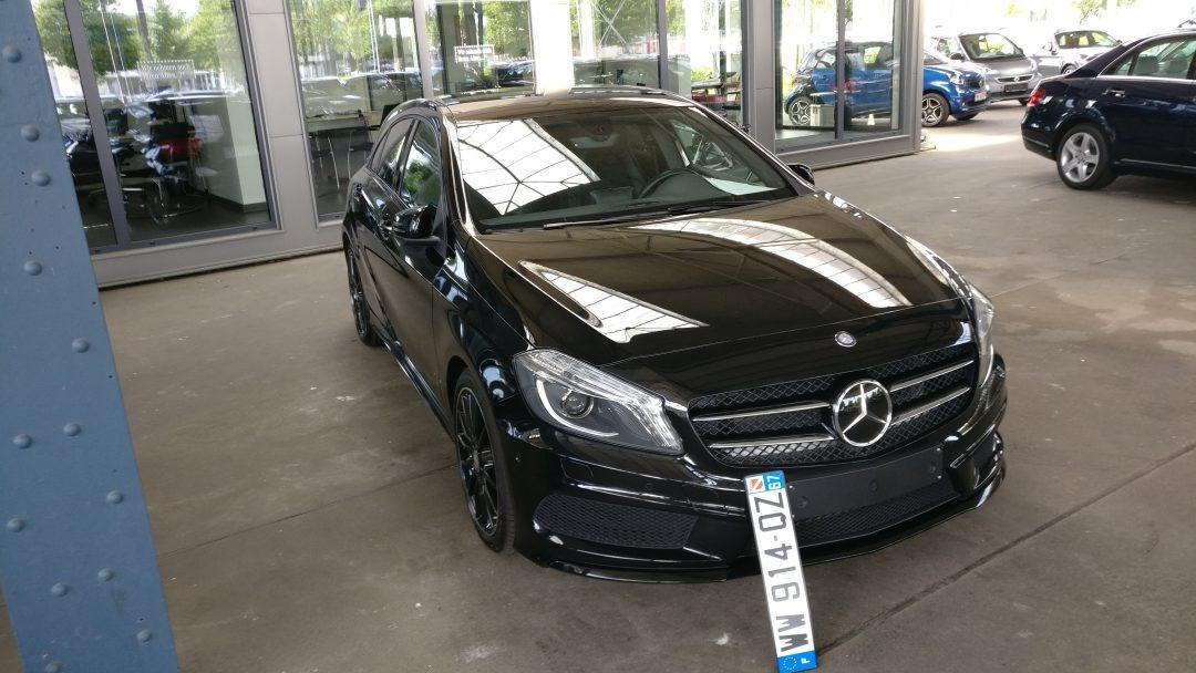 Mercedes-Benz Classe A 180 – 2014 – 17 832 km