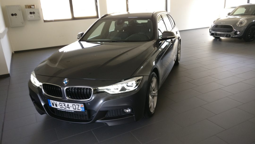 BMW 320 D Touring – 2016 – 32 940 km