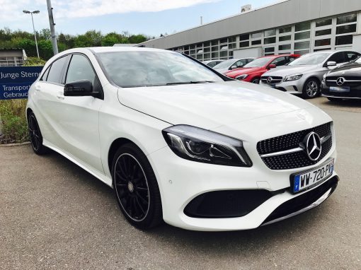 Mercedes-Benz Classe A 200 AMG – 2016 – 20 812 km