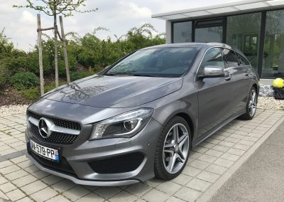 Mercedes-Benz CLA 200 D Shooting Brake 5