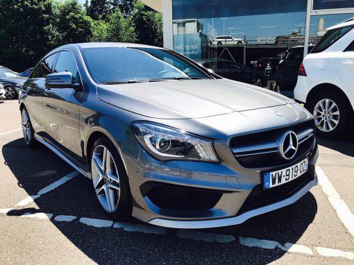 Mercedes-Benz CLA 45 AMG Shooting Brake – 2016 – 8 091 km