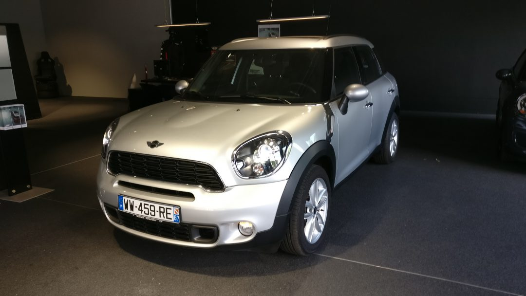 Mini Countryman Cooper SD – 2013 – 33 403 km