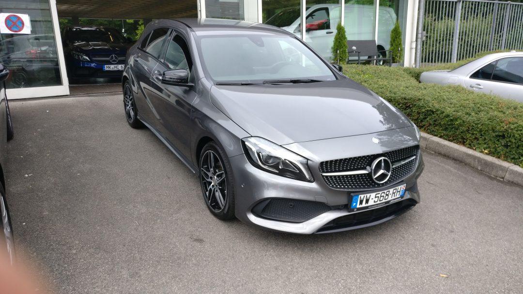 Mercedes-Benz Classe A 180 – 2016 – 9 131 km