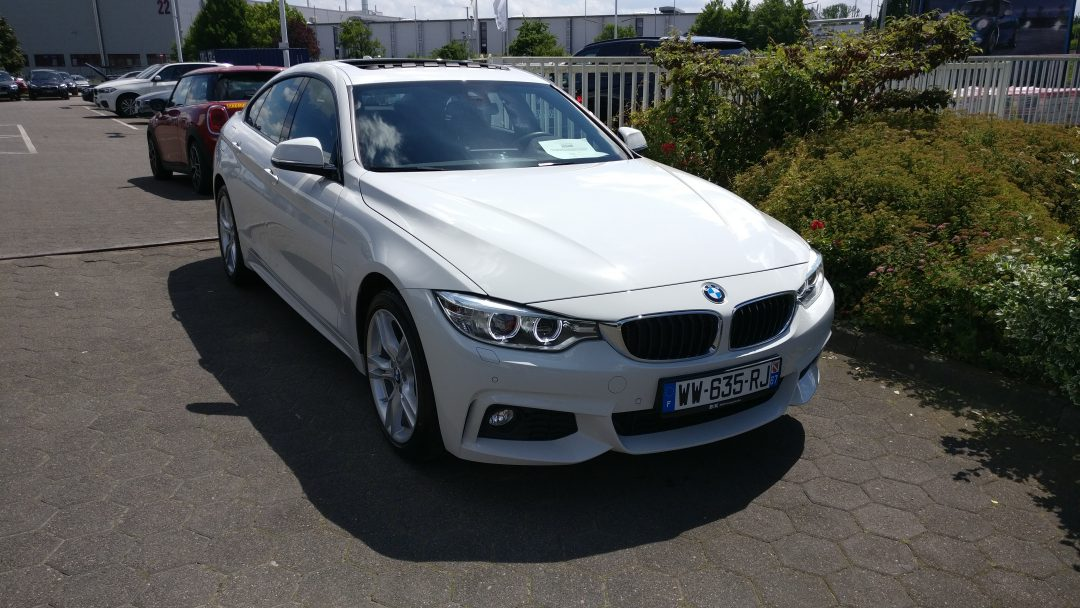 BMW 430 xDrive Gran Coupé – 2016 – 12 684 km