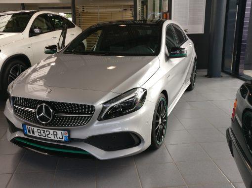 Mercedes-Benz Classe A 250 Sport – 2016 – 9 477 km