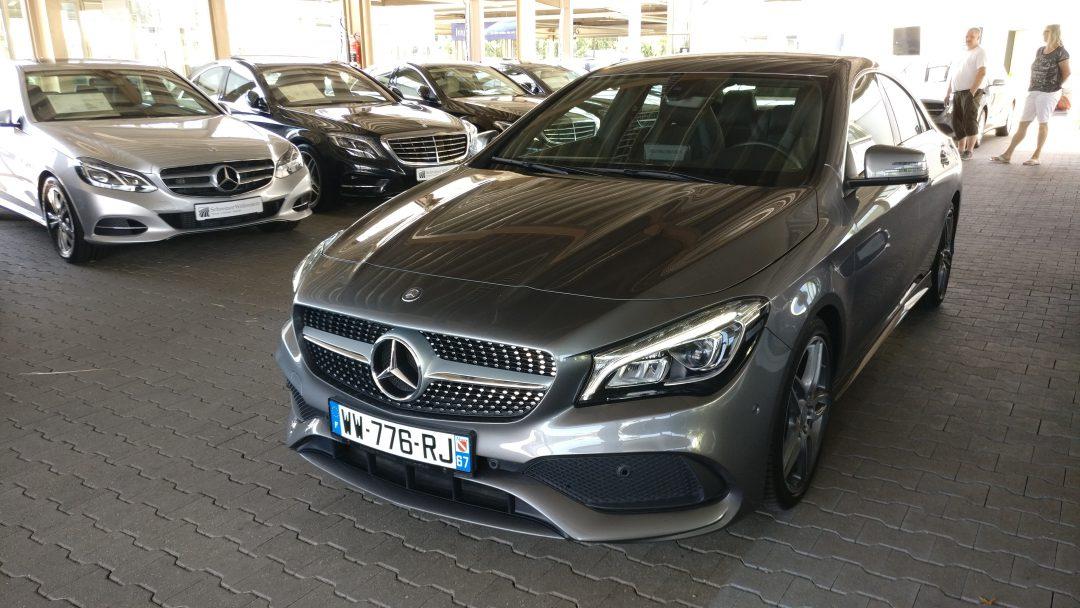 Mercedes-Benz CLA 180 AMG – 2016 – 28 321 km