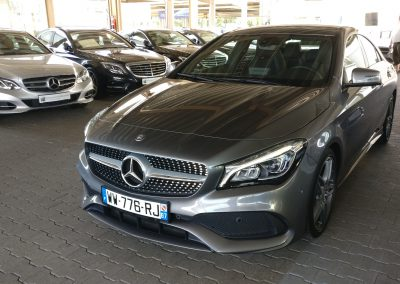 Mercedes-Benz CLA 180 AMG 3