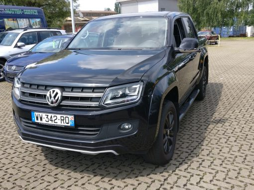 Volkswagen Amarok – 2015 – 21 596 km