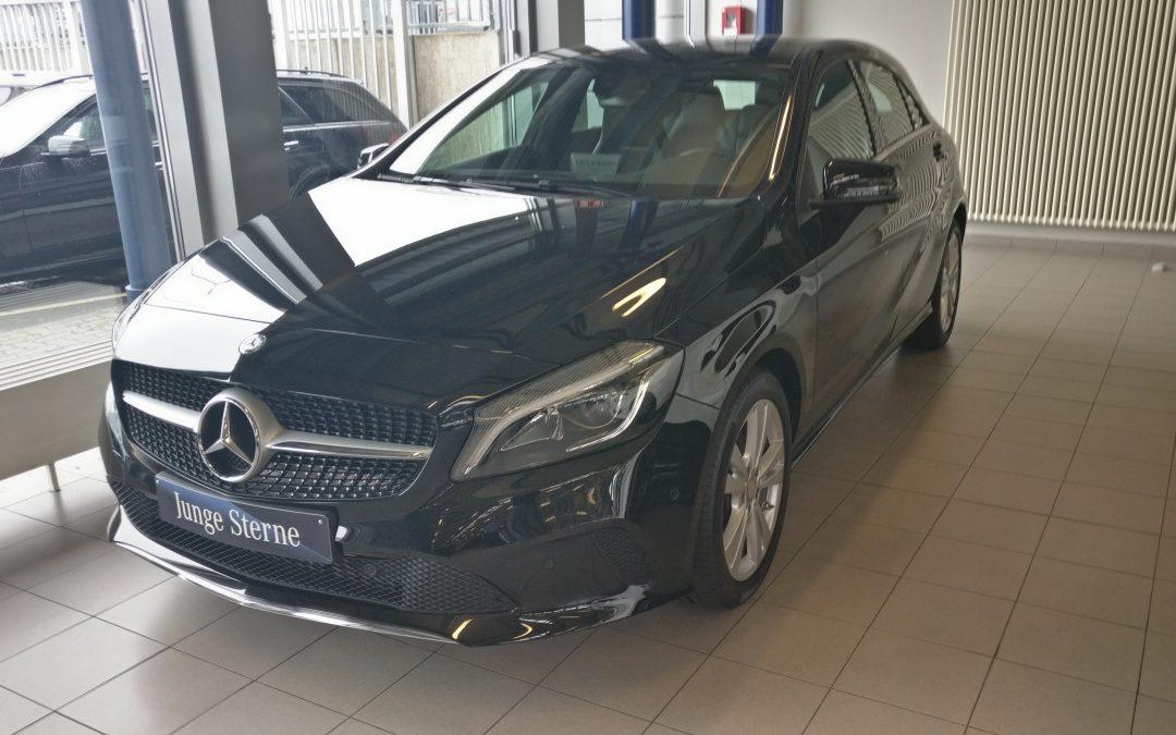Mercedes-Benz Classe A 180 – 2016 – 7 781 km