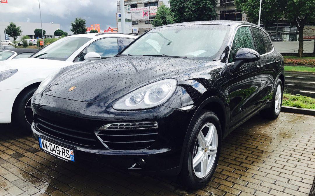 Porsche Cayenne – 2012 – 82 600 km
