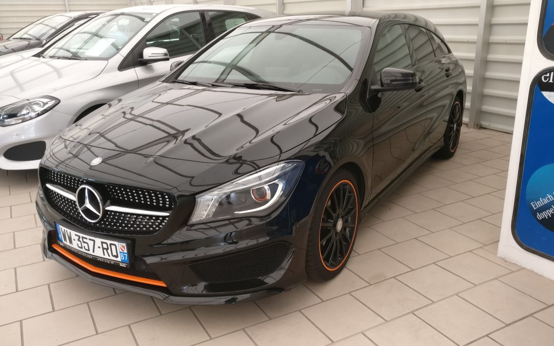 Mercedes-Benz CLA 200 Shooting Brake – 2015 – 25 580 km