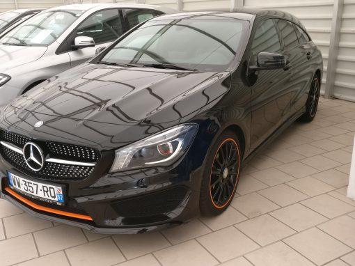 Mercedes-Benz CLA 200 Shooting Brake – 2015 – 25 580 km