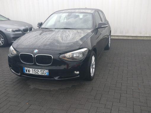 BMW 116 D – 2014 – 66 898 km