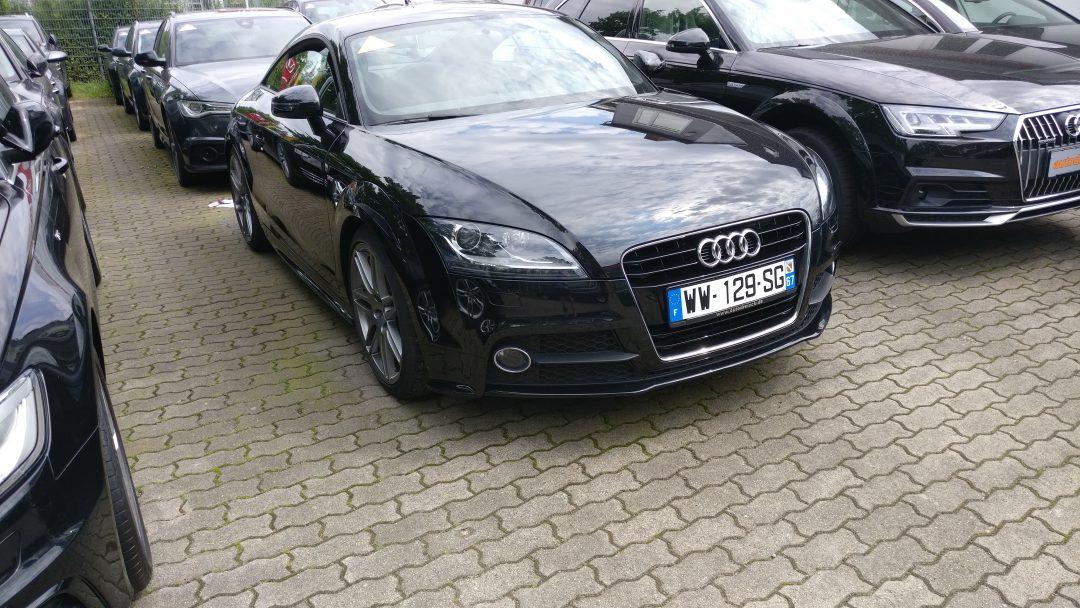 Audi TT Stronic – 2014 – 28 438 km