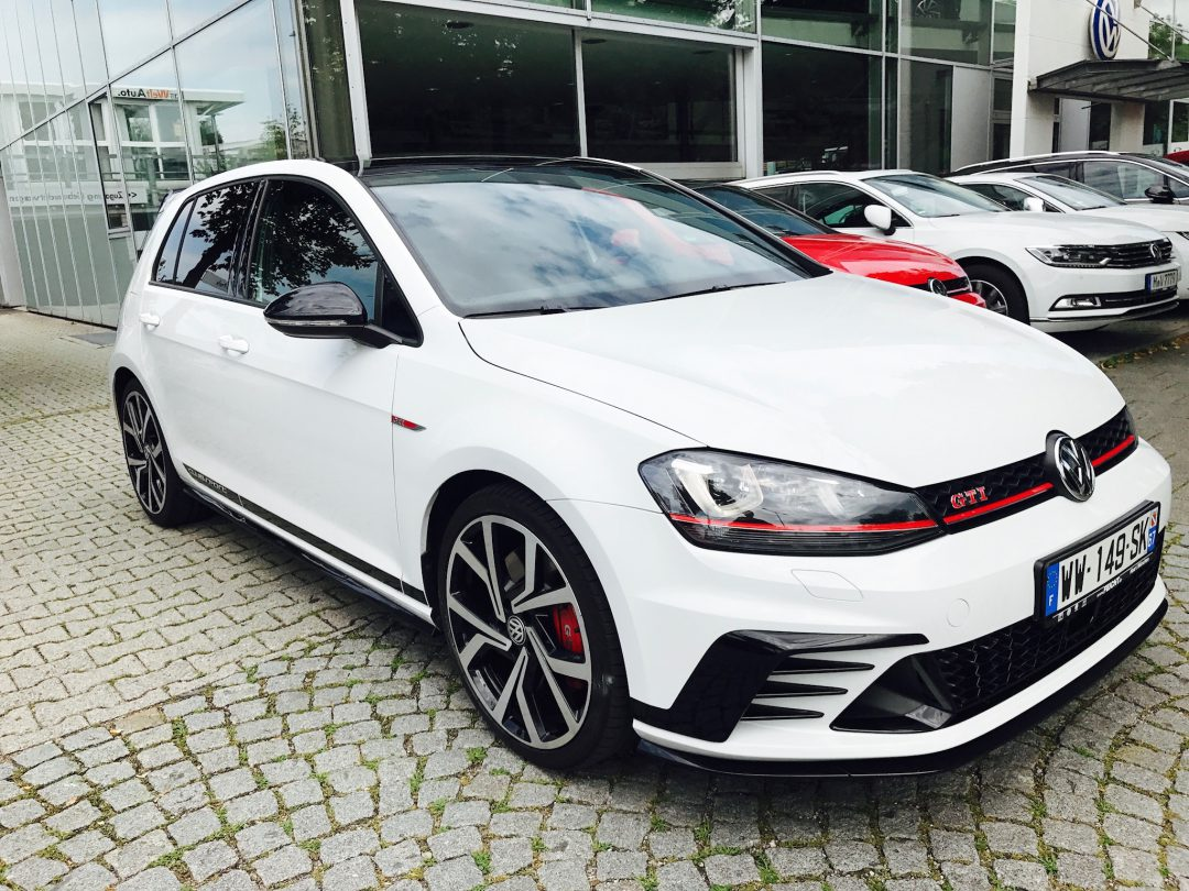 Volkswagen Golf VII GTI – 2016 – 17 500 km
