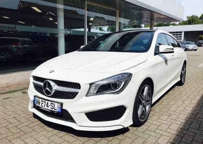 Mercedes-Benz CLA 180 Shooting Brake AMG